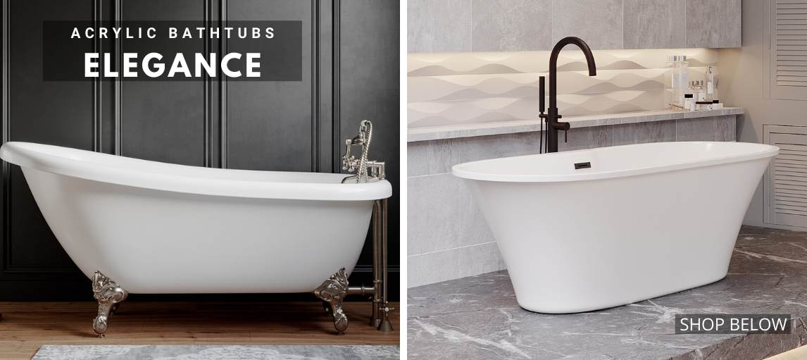 Acrylic Tub Packages
