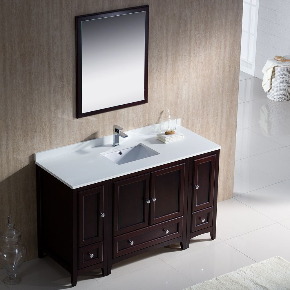 Bathroom Vanity Single Basin Sink Fvn20