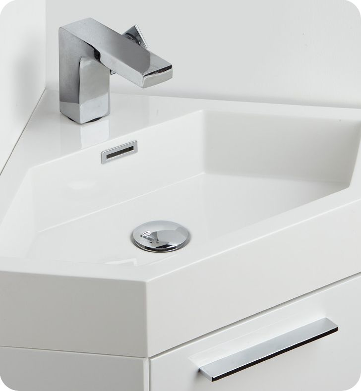 18 Inch Corner Bathroom Vanity Small Corner Bathroom Sink