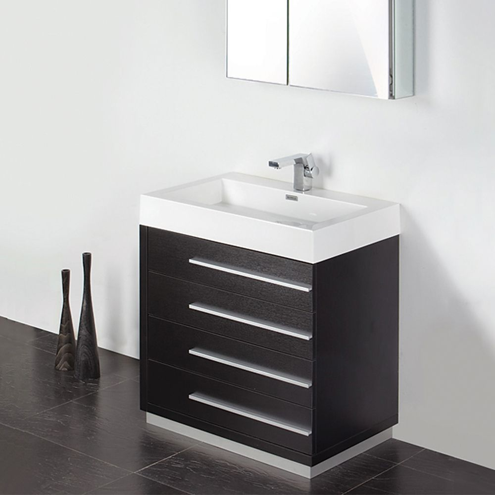 modern 30 inch bathroom vanity