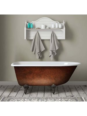 Cast Iron Freestanding Bathtubs Clawfoot Tubs