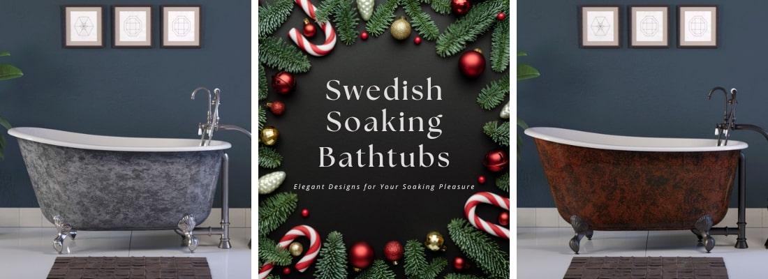 Swedish Soaking Bathtubs at The Tub Connection